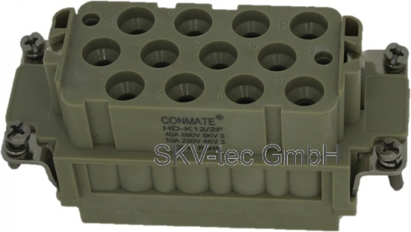 Conmate HD-K12/2F