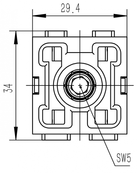 Conmate HD-M2K1F