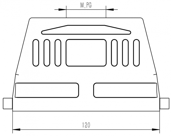 Conmate HD-24BTKH2B-M25