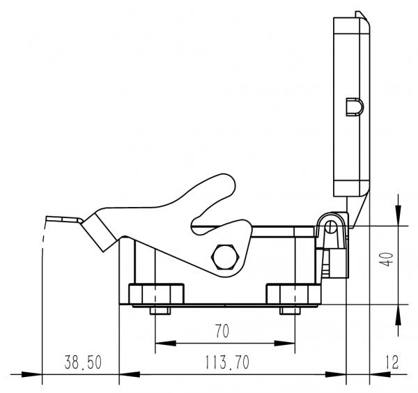 Conmate HD-48BST1L-CV